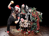 Nov 28, 2015: FIVE FINGER DEATH PUNCH - Photosession in London