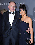 Francois-Henri Pinault and Salma Hayek at The LACMA 2012 Art + Film Gala held at LACMA in Los Angeles, California on October 27,2012                                                                   Copyright 2012  DVS / Hollywood Press Agency