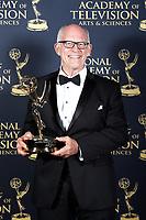 PASADENA - May 5: Max Gail in the press room at the 46th Daytime Emmy Awards Gala at the Pasadena Civic Center on May 5, 2019 in Pasadena, California