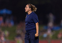Boyds, MD - August 22, 2018: Utah Royals FC defeated the Washington Spirit 1-0 during a National Women's Soccer League (NWSL) match at the Maryland Soccerplex