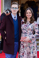 www.acepixs.com<br /> <br /> March 15 2017, London<br /> <br /> Tom Fletcher and Gionvana Fletcher arriving at The Prince's Trust Celebrate Success Awards at the London Palladium on March 15 2017 in London<br /> <br /> By Line: Famous/ACE Pictures<br /> <br /> <br /> ACE Pictures Inc<br /> Tel: 6467670430<br /> Email: info@acepixs.com<br /> www.acepixs.com