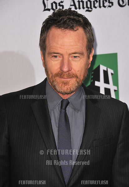 Bryan Cranston at the 16th Annual Hollywood Film Awards at the Beverly Hilton Hotel..October 22, 2012  Beverly Hills, CA.Picture: Paul Smith / Featureflash