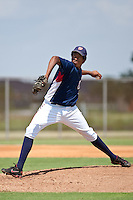 7/17/09: Jose Taveras of the Gulf Coast League Nationals during the game in Viera, Florida. The GCL Nationals are the Rookie League affiliate of the Washington Nationals. Photo By Scott Jontes/Four Seam Images