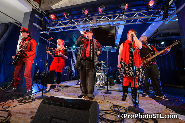 Shotgun Abby in concert at Plush in St. Louis, MO on Feb 9, 2013.