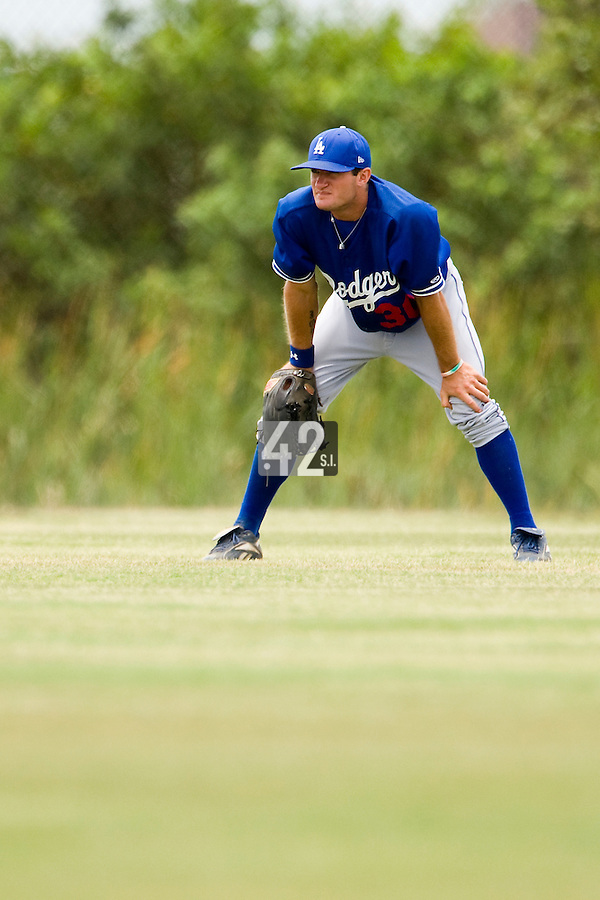 BASEBALL - MLB - STADIUM PARKWAY VIERA - MELBOURNE (USA) - 20/05/2008 - PHOTO: CHRISTOPHE ELISE.JORIS BERT (LOS ANGELES DODGERS)