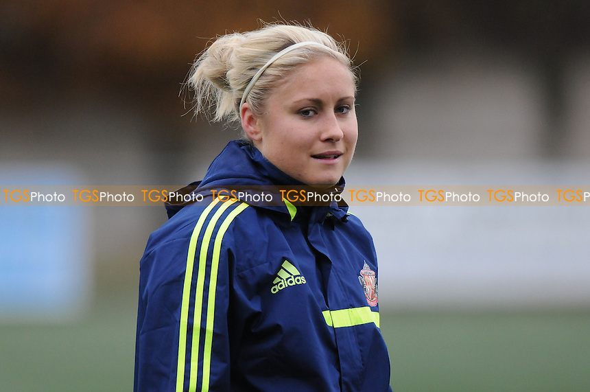Steph Houghton - Sunderland Women vs Sunderland Women Legends - FA Womens Premier League Football at New Feren's Park - 24/11/13 - MANDATORY CREDIT: Steven White/TGSPHOTO - Self billing applies where appropriate - 0845 094 6026 - contact@tgsphoto.co.uk - NO UNPAID USE