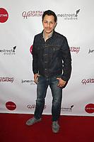"LOS ANGELES, CA - NOVEMBER 7: David Del Rio, at Premiere of Lifetime's ""Christmas Harmony"" at Harmony Gold Theatre in Los Angeles, California on November 7, 2018. Credit: Faye Sadou/MediaPunch"