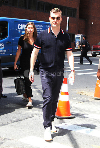 NEW YORK, NY July 11, 2018 Rawson Marshal Thurber at Build Series to talk about the new movie Skyscraper in New York. July 11, 2018 Credit:RW/MediaPunch