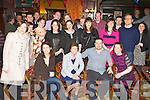 Patrick O'Donoghue, Upper Lewis Road, Killarney who celebrated his 40th birthday with his family and friends in the Killarney Avenue Hotel on Saturday night..