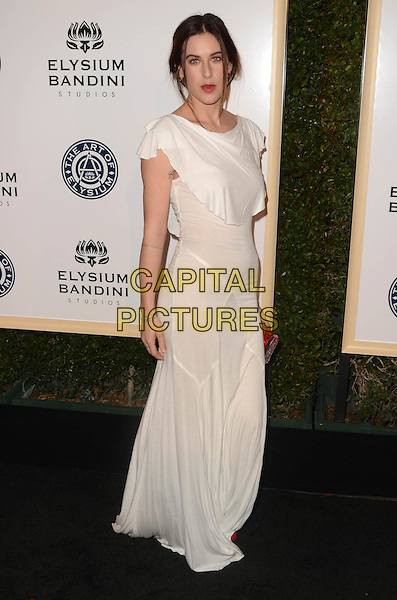 LOS ANGELES, CA - JANUARY 7: Scout Willis at the The Art Of Elysium Tenth Annual Celebration 'Heaven' Charity Gala at Red Studios in Los Angeles, California on January 7, 2017. <br /> CAP/MPI/DE<br /> &copy;DE/MPI/Capital Pictures