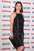 Chloe Hewitt<br /> at the Inside Soap Awards 2016 held at the Hippodrome Leicester Square, London.<br /> <br /> <br /> ©Ash Knotek  D3157  03/10/2016
