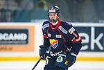 Stockholm 2013-12-28 Ishockey Hockeyallsvenskan Djurg&aring;rdens IF - Almtuna IS :  <br /> Djur&aring;grden Andreas Englund <br /> (Foto: Kenta J&ouml;nsson) Nyckelord:  portr&auml;tt portrait