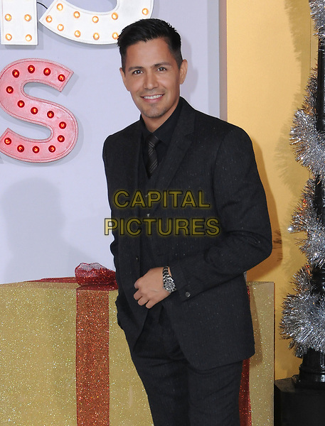 30 October  2017 - Westwood, California - Jay Hernandez. &quot;A Bad Moms Christmas&quot; Los Angeles Premiere held at Regency Village Theater in Westwood. Photo <br /> CAP/ADM/BT<br /> &copy;BT/ADM/Capital Pictures