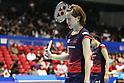 (L to R) Miyuki Maeda (JPN), Satoko Suetsuna (JPN), September 21, 2011 - Badminton : YONEX Open Japan 2011, Women's Doubles at Tokyo Metropolitan Gymnasium, Tokyo, Japan. (Photo by Daiju Kitamura/AFLO SPORT) [1045]