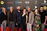 52 FESTIVAL INTERNACIONAL DE CINEMA FANTASTIC DE CATALUNYA. SITGES 2019.<br /> Equipo de la pelicula Legado en los huesos-Photocall.