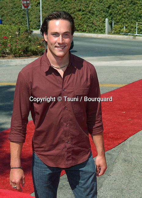 Chris Klein arrives at the Teen Choice Awards 2002 held at the Universal Amphitheatre in Los Angeles, Ca., August 4, 2002.            -            KleinChris40.jpg