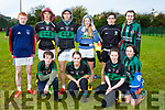 At the Kerry ETB tag rugby tournament at Tralee Sports Complex on Friday were Causeway Comprehensive School A team