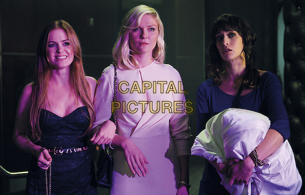 ISLA FISHER, KIRSTEN DUNST, LIZZY CAPLAN.in Bachelorette (2012) .*Filmstill - Editorial Use Only*.CAP/FB.Supplied by Capital Pictures.