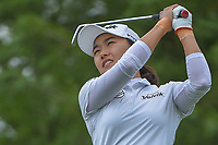 Ilhee Lee (KOR) watches her tee shot on 12 during round 1 of  the Volunteers of America LPGA Texas Classic, at the Old American Golf Club in The Colony, Texas, USA. 5/4/2018.<br /> Picture: Golffile | Ken Murray<br /> <br /> <br /> All photo usage must carry mandatory copyright credit (&copy; Golffile | Ken Murray)