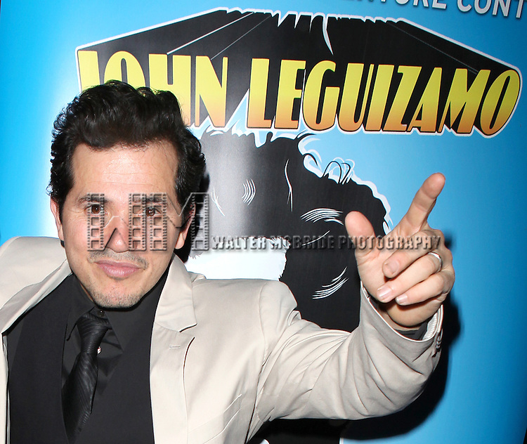John Leguizamo.attending the Broadway Opening Night Performance Reception for  'Ghetto Klown'  at the Lyceum Theatre in New York City.