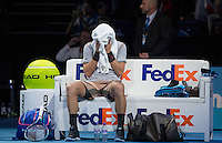 TOMAS BERDYCH and KEI NISHIKORI - ATP World Tour - 17.11.2015