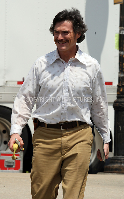 "WWW.ACEPIXS.COM . . . . .  ....June 14 2012, New York City....Actor Billy Crudup on the set of the new movie ""Blood Ties' on June 14 2012 in New York City....Please byline: PHILIP VAUGHAN - ACE PICTURES.... *** ***..Ace Pictures, Inc:  ..Philip Vaughan (212) 243-8787 or (646) 769 0430..e-mail: info@acepixs.com..web: http://www.acepixs.com"