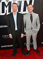 Charlie Wachtel &amp; David Rabinowitz at the Los Angeles premiere of &quot;BlacKkKlansman&quot; at the Academy's Samuel Goldwyn Theatre, Beverly Hills, USA 08 Aug. 2018<br /> Picture: Paul Smith/Featureflash/SilverHub 0208 004 5359 sales@silverhubmedia.com