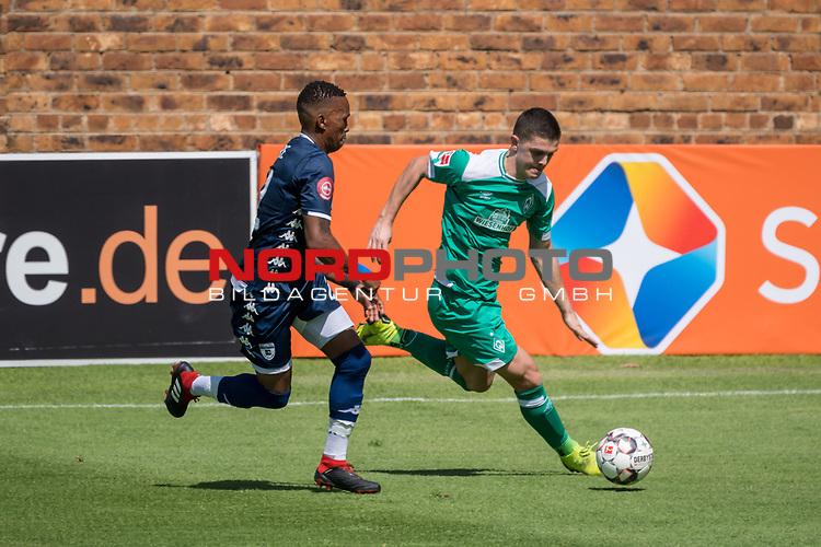 11.01.2019, Bidvest Stadion, Braampark, Johannesburg, RSA, FSP, SV Werder Bremen (GER) vs Bidvest Wits FC (ZA)<br /> <br /> im Bild / picture shows <br /> <br /> Milot Rashica (Werder Bremen #11)<br /> <br /> Foto &copy; nordphoto / Kokenge