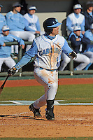 Levi Michael (Third Baseman) North Carolina Tar Heels (Photo by Tony Farlow/Four Seam Images)