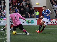 Airdrieonians v Rangers Scottish League Cup 260815