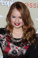 "LOS ANGELES, CA - OCTOBER 09: Actress Debby Ryan arrives at People's ""ONES To Watch"" Party held at Hinoki & The Bird on October 9, 2013 in Los Angeles, California. (Photo by Xavier Collin/Celebrity Monitor)"