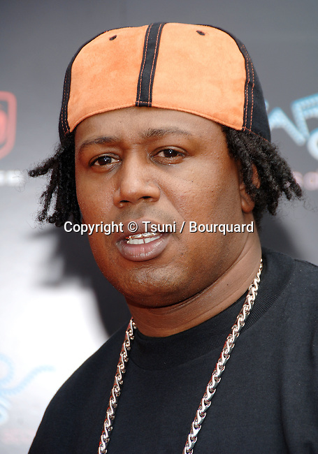 Master P arriving at the BET Awards at the Shrine Auditorium  In Los Angeles. . June 27, 2006.