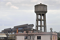 - the former industrial area Falck in Sesto San Giovanni (Milan)<br /> <br /> - l'ex area industriale Falck a Sesto S. Giovanni (Milano)