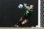 23 September 2007: North Carolina's Amanda Tucker. The University of North Carolina Tar Heels defeated the University of San Francisco Dons 2-0 at Koskinen Stadium in Durham, North Carolina in an NCAA Division I Women's Soccer game, and part of the annual Duke Adidas Classic tournament.