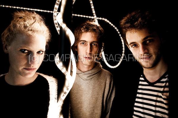 Belgian indiepopband SX (Belgium, 12/08/2011)