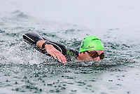 Matt Scott. Swimming New Zealand Open Water Championships, 10km Epic, Lake Taupo, Waikato, New Zealand, Saturday 13 January 2018. Photo: Simon Watts/www.bwmedia.co.nz
