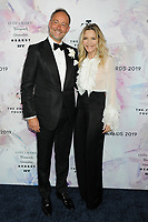 05 June 2019 - New York, New York - Frederick Pignault and Michelle Pfeiffer. 2019 Fragrance Foundation Awards held at the David H. Koch Theater at Lincoln Center.    <br /> CAP/ADM/LJ<br /> ©LJ/ADM/Capital Pictures