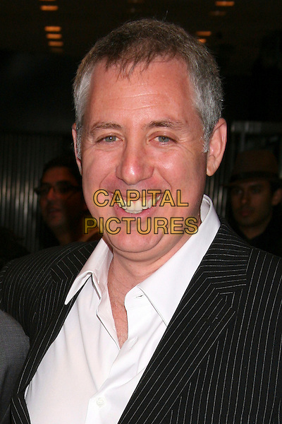 """BRIAN KOPPELMAN (Co-Director).The Premiere of """"Solitary Man"""" at Cinema 2, New York, NY, USA..May 11th, 2010.headshot portrait black white.CAP/LNC/TOM.©TOM/LNC/Capital Pictures."""