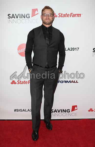 30 September 2017 - Los Angeles, California - Kellan Lutz. 6th Annual Saving Innocence Gala held at Loews Hollywood Hotel. Photo Credit: F. Sadou/AdMedia