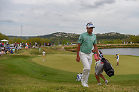 Ian Poulter (GBR) heads to the tee on 12 during day 2 of the WGC Dell Match Play, at the Austin Country Club, Austin, Texas, USA. 3/28/2019.<br /> Picture: Golffile | Ken Murray<br /> <br /> <br /> All photo usage must carry mandatory copyright credit (© Golffile | Ken Murray)
