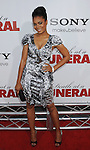 """HOLLYWOOD, CA. - April 12: Regina Hall arrives to the """"Death At A Funeral"""" Los Angeles Premiere at Pacific's Cinerama Dome on April 12, 2010 in Hollywood, California."""