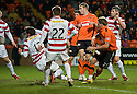 :: DUNDEE UTD'S DAVID GOODWILLIE SCORES THE FIRST FOR UNITED ::