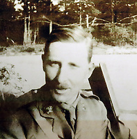 BNPS.co.uk (01202) 558833. <br /> Pic: Lockdales/BNPS<br /> <br /> Captain Duncan Martin. <br /> <br /> Haunting prediction... <br /> <br /> The tragic tale of a war artist turned soldier who predicted his own death can be told after his archive sold at auction.<br /> <br /> Captain Duncan Martin made a plasticine model of the Somme battlefield while on leave at home to help him prepare for the major World War One offensive.<br /> <br /> From studying his model, he identified a spot where he forecast the Germans would install a machine gun post to inflict major casualties. Upon returning to the front line, he raised his fears about his men charging into a bloodbath, but these were ignored by his commanders.<br /> <br /> On the morning of July 1, 1916, he was one of the first to fall when the British launched an attack on the village of Mametz in the Western Front. Cpt Martin, of the 9th Battalion, Devonshire Regiment, was among the 464 casualties mown down by Germans stationed at the post he had identified in the village cemetery.<br /> <br /> His archive included his 1915 Star campaign medal, a map of the battlefield and the telegram his family received informing them of his death. It was auctioned off with Lockdales, of Suffolk, fetching £2,800.