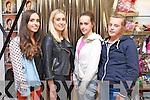 Roisin Considine, Shauna Lynch, Eliza Kennelly, Rachel O'Dwyer at the CH chemist Make up MasterClass on Thursday