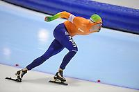 SCHAATSEN: HEERENVEEN: Thialf, World Cup, 02-12-11, 1500m A, Wouter olde Heuvel NED, ©foto: Martin de Jong