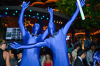 Blue Cure at Hotel ZaZa