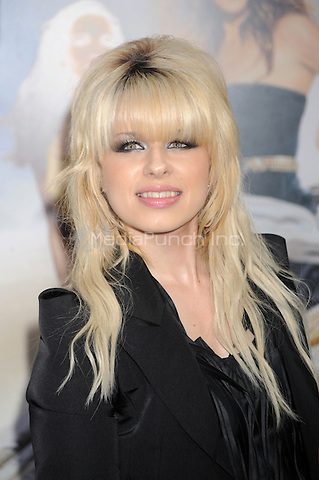 Orianthi at the film premiere of 'Sex and the City 2' at Radio City Music Hall in New York City. May 24, 2010.Credit: Dennis Van Tine/MediaPunch
