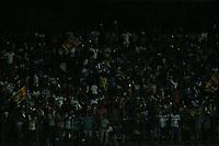February 26th 2020,the Mahinda Rajapaksha International Stadium, Hambantota, Sri Lanka; One Day International cricket, Sri Lanka versus West Indies; Srilanka fans wave phone lights in a gesture at the failed floodlights
