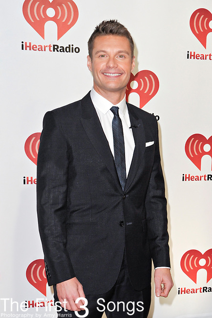 Ryan Seacrest attends the 2011 iHeartRadio Music Festival on September 23, 2011 at the MGM Garden Arena in Las Vegas, Nevada.