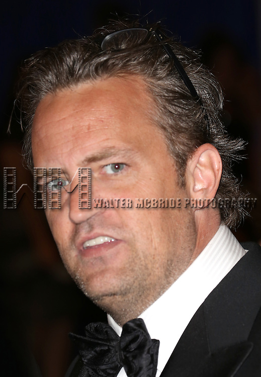 Matthew Perry  attending the  2013 White House Correspondents' Association Dinner at the Washington Hilton Hotel in Washington, DC on 4/27/2013
